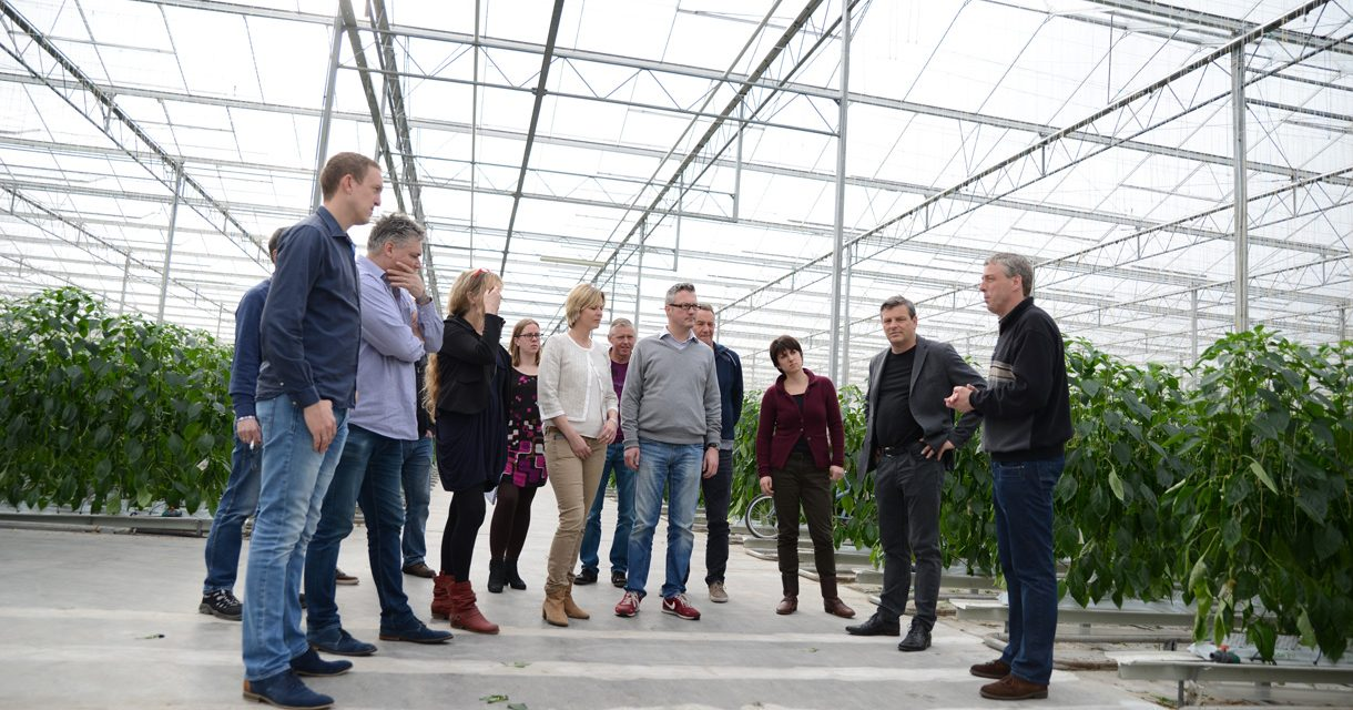 Horticulture tours